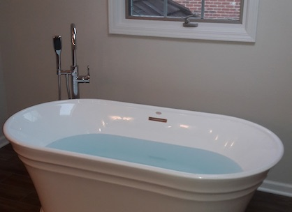 St. Charles IL Master Bathroom Remodeling