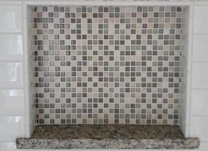 Deerfield IL Master bathroom 2017 : in progress