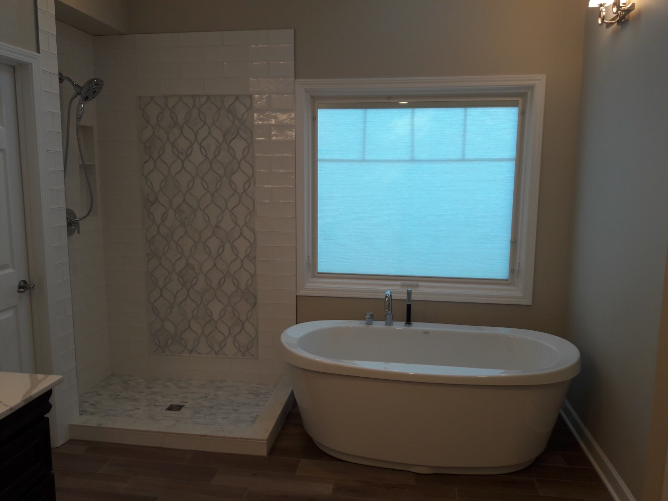 Master Bathroom in Woodridge, IL