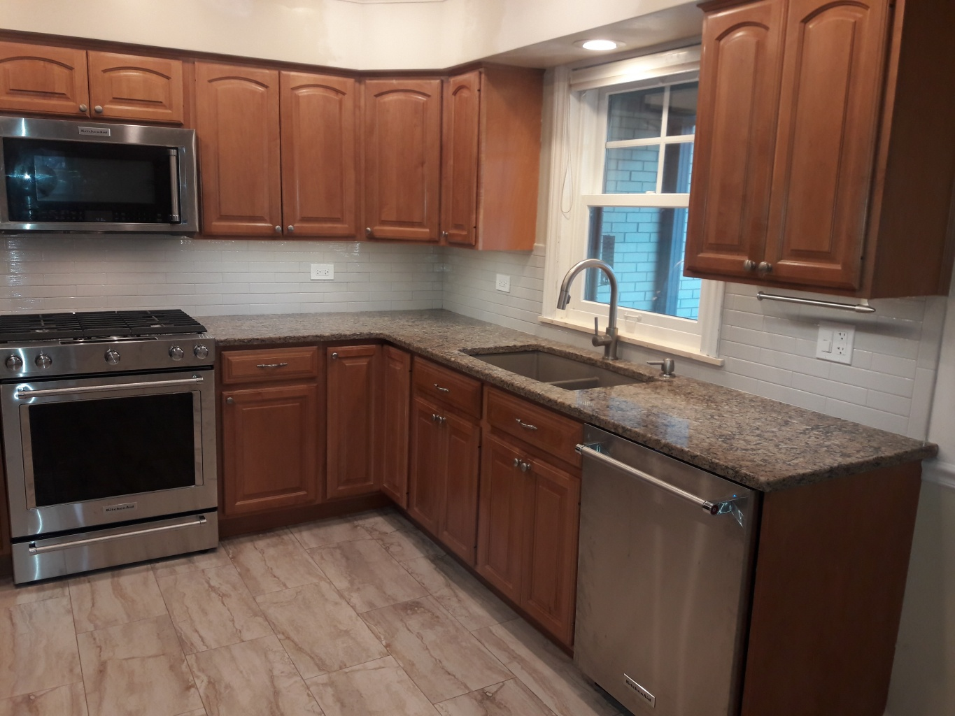 Kitchen in Mount Prospect IL