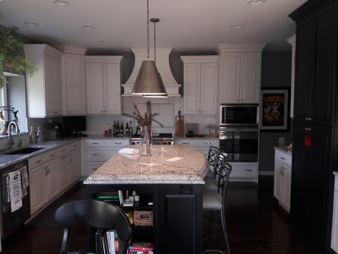 Kitchen in Naperville, IL